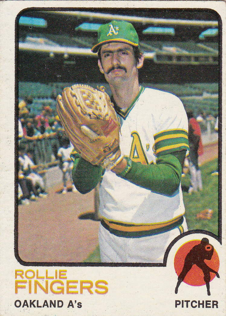 Milwaukee Brewers Bedroom In A Box Major League Baseball: My Box Of Old Cards: Rollie Fingers