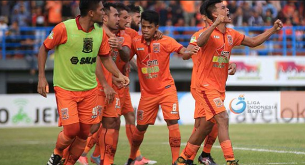 Taklukan PSM Menjadi Laga Terbaik Borneo FC di Liga 1
