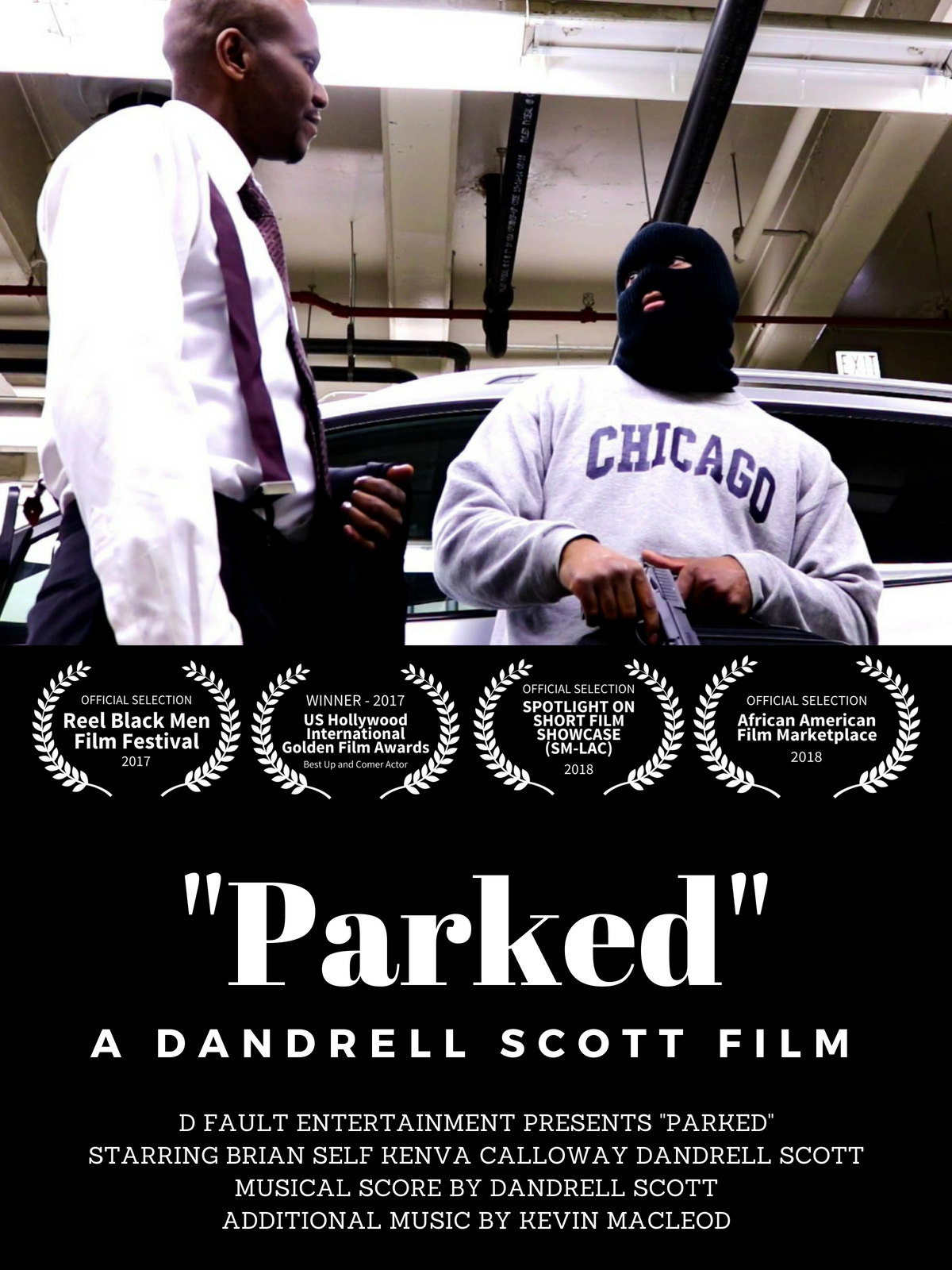 "NEWS: ""Parked"" Available on Amazon"