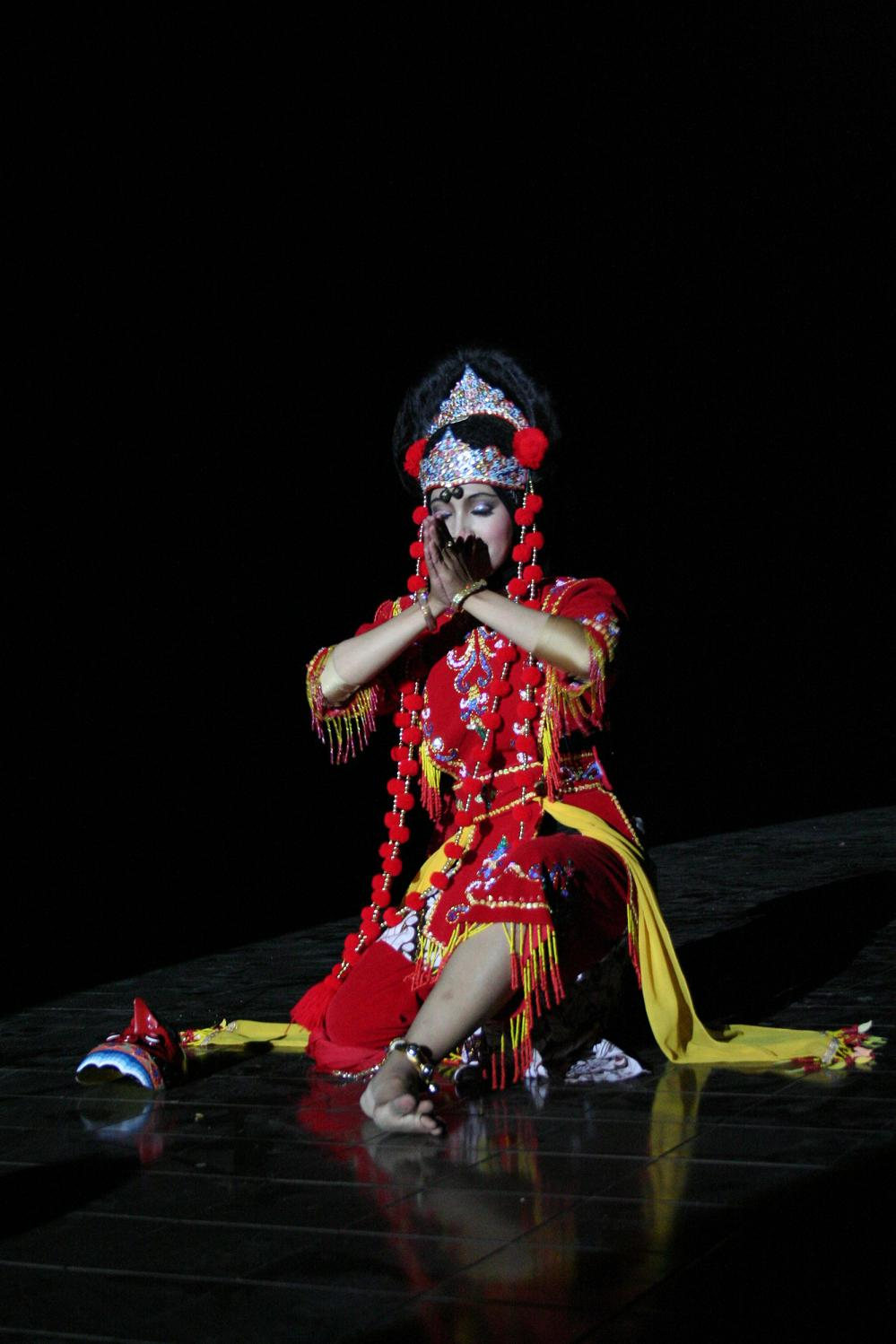 Topeng Dance | Culture of Cirebon
