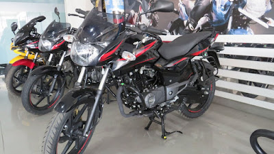 New 2017 Bajaj Pulsar 150 DTSi At Dealer image