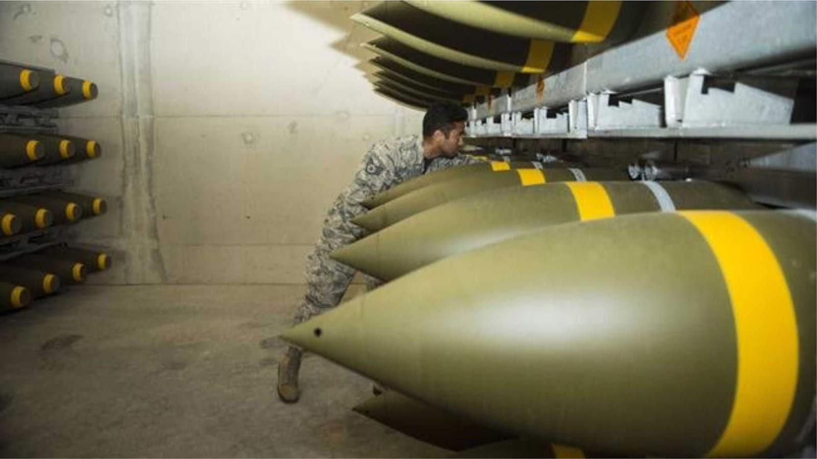 AS melakukan pengiriman senjata terbesar ke Eropa sejak perang Yugoslavia