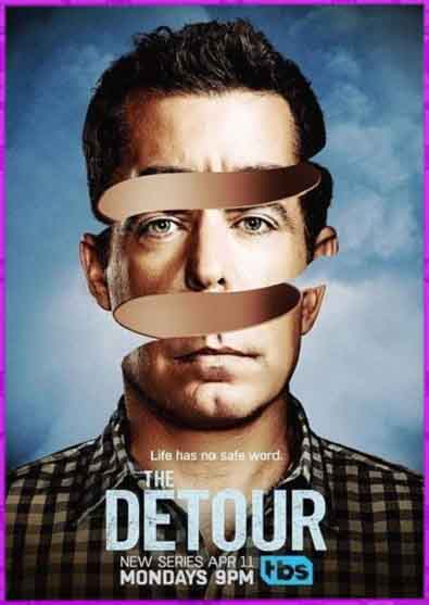 The Detour Temporada 1 | DVDRip Latino HD Mega 1 Link