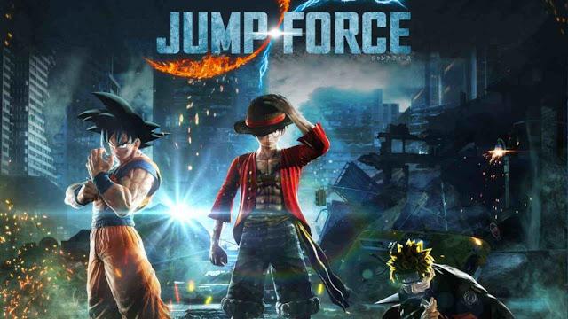 الإعلان عن شخصيات إضافية ستتوفر في لعبة Jump Force، لنشاهد بالفيديو ..