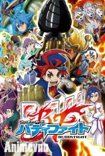 Future Card Buddyfight -  2014 Poster
