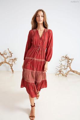 Vestidos Hippie Chic