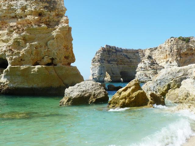 playa da Marinha
