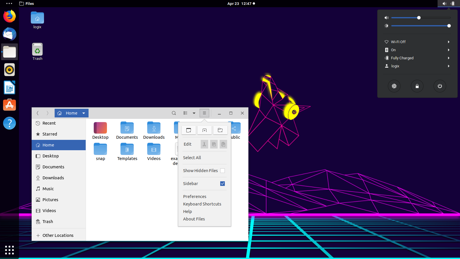 Stilo Is A Pack Of Clean, Minimalistic GTK Themes - Linux