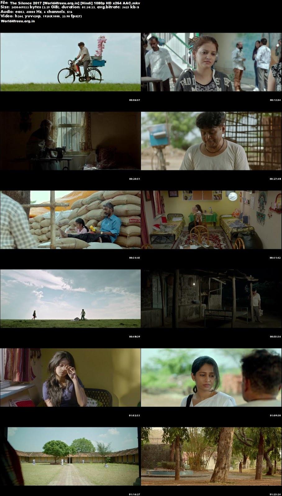 The Silence 2017 worldfree4u Full 720p HD Hindi Movie Download