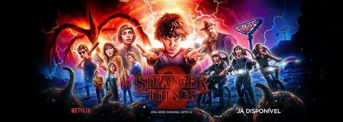 Série: Stranger Things — 2ª Temporada