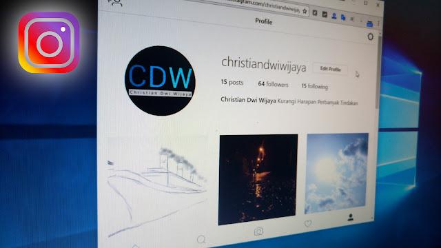 Cara Posting Foto Instagram di Komputer, Cara Posting Foto di Instagram Melalui Komputer, Main Instagram di PC, Instagram di Komputer, Instagram Laptop