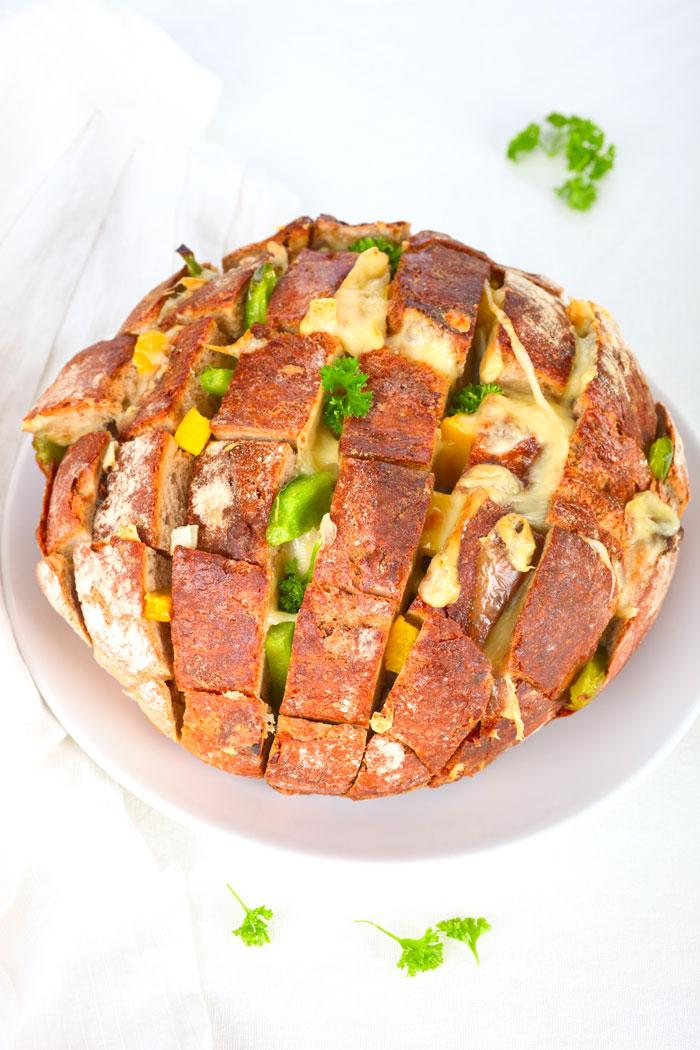 Zupf- Brot für die Silvester- Party!