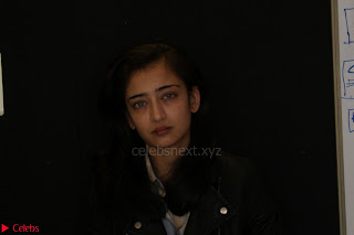 Akshara Haasan spotted at an interview for movie Laali Ki Shaadi Mein Laddo Deewana 016.JPG