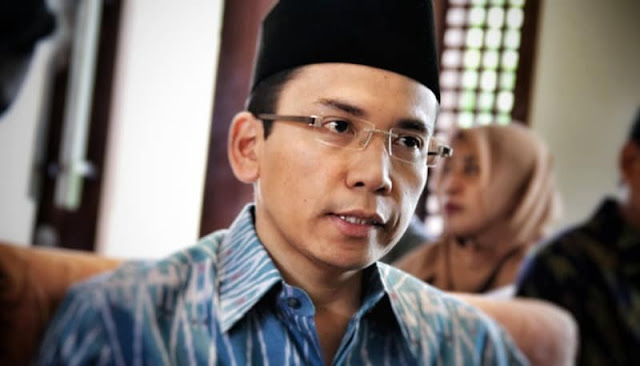 TGB: Saya Ingin Hilangkan Anggapan Jokowi Tak Ramah Umat