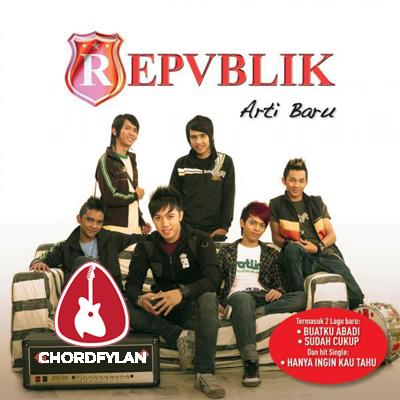 Lirik dan Chord Kunci Gitar Sudah Cukup - Repvblik