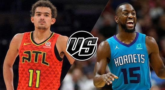 Live Streaming List: Atlanta Hawks vs Charlotte Hornets 2018-2019 NBA Season