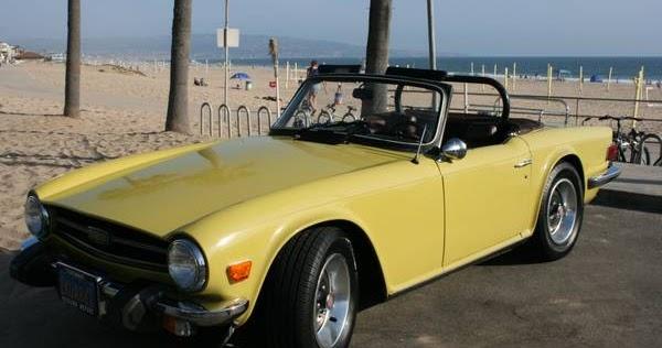 Daily Turismo 10k Repeat Offender 1975 Triumph Tr6