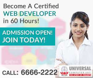 Career in Web Design & Development