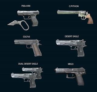 Cara mendapatkan senjata pb garena