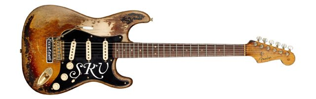 Guitarra de Stevie Ray Vaughan Number One