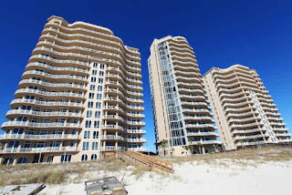 Pensacola Florida Resort Condos For Sale, Vista Del Mar, La Riva, Indigo