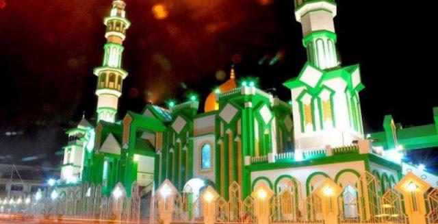 Geger! Masjid Raya Singkawang Mau Dijual di Singkawang