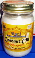 Rani pure coconut oil Asian market Indian food store moisturizing hair face body DIY natural hacks