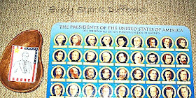 American Presidents Sequence Activity