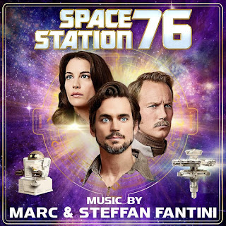 Space Station 76 Nummer - Space Station 76 Muziek - Space Station 76 Soundtrack - Space Station 76 Film Score