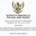 Formasi CPNS 2018 Kabupaten Purworejo - Kep. Bupati