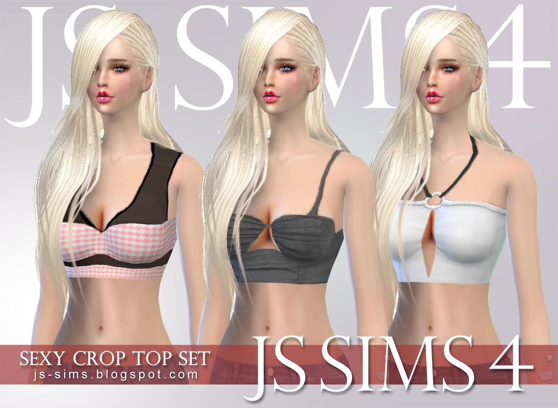sexy sims 4