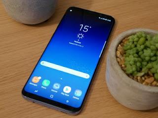 Update review, harga terbaru dan spesifikasi Samsung Galaxy A8 Plus 2018 - roundflip phonic