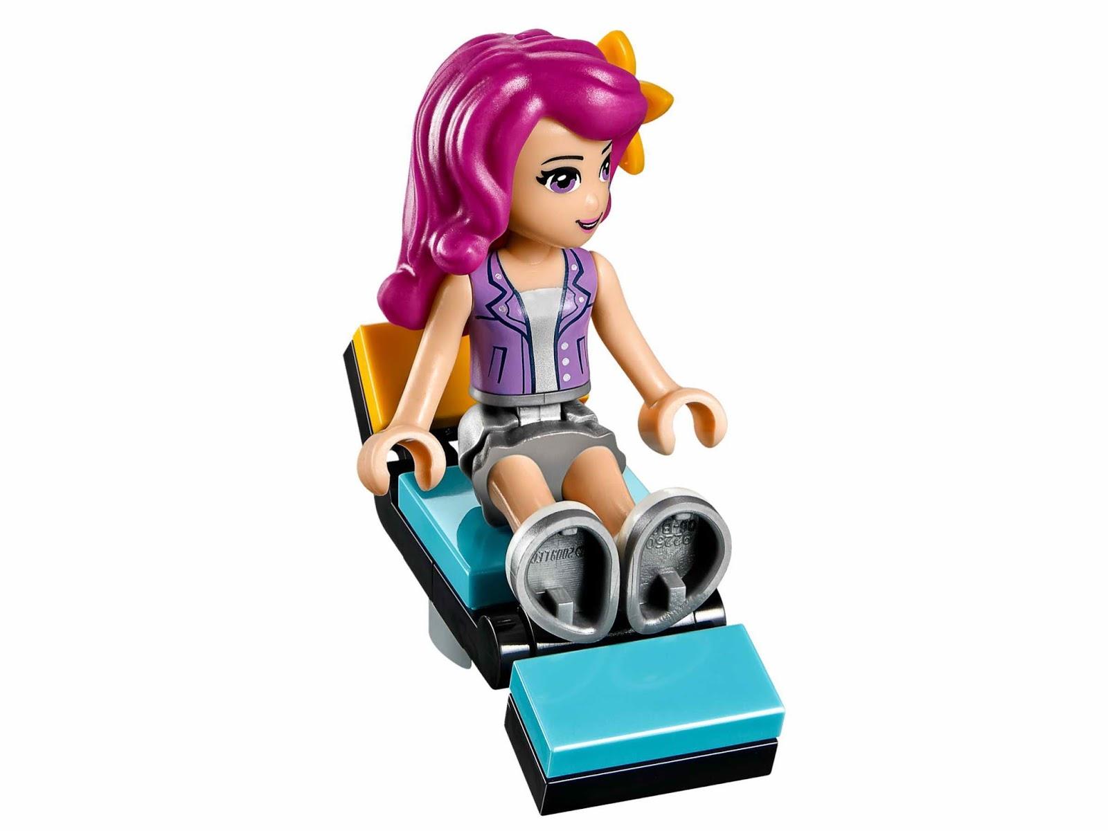 лего friends поп звезда