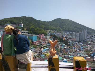 Little Prince and Fox Gamcheon Culture Village