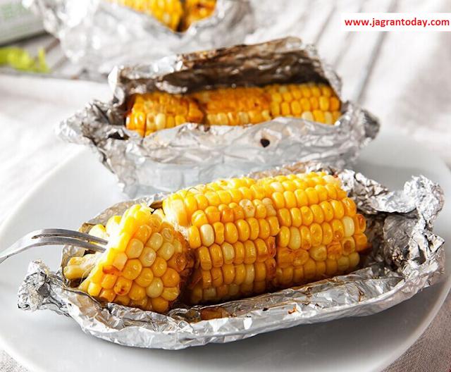 Aluminium Foil mein Khana Pack Karen Valon ke Liye Buri Khabar