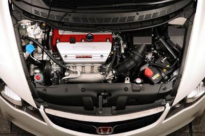 Mesin Honda Civic FD2 2.0 liter K20Z