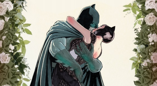 Enlace de Batman y Catwoman