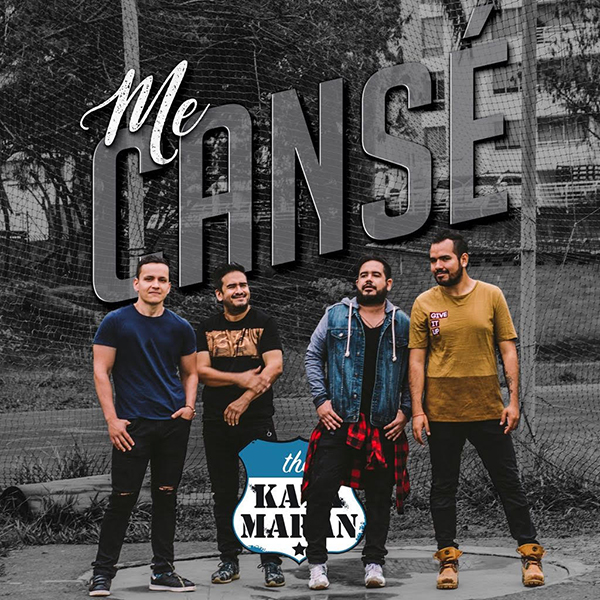 """Katamaran presenta su nuevo sencillo """"Me Canse"""""""