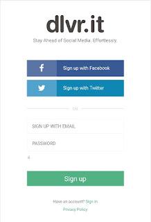 Cara membagikan postingan secara otomatis di fanpage