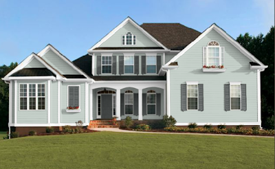 Notes From The Nelsens Exterior House Colors 411 Winners