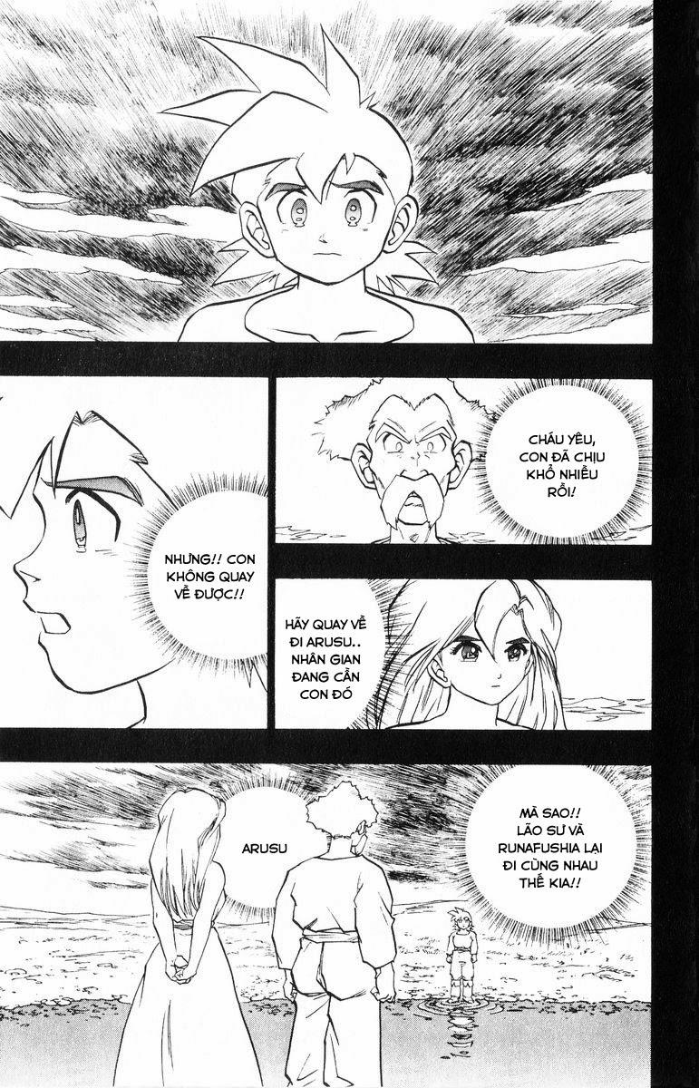 Dragon Quest: Emblem of Roto chap 38 trang 22