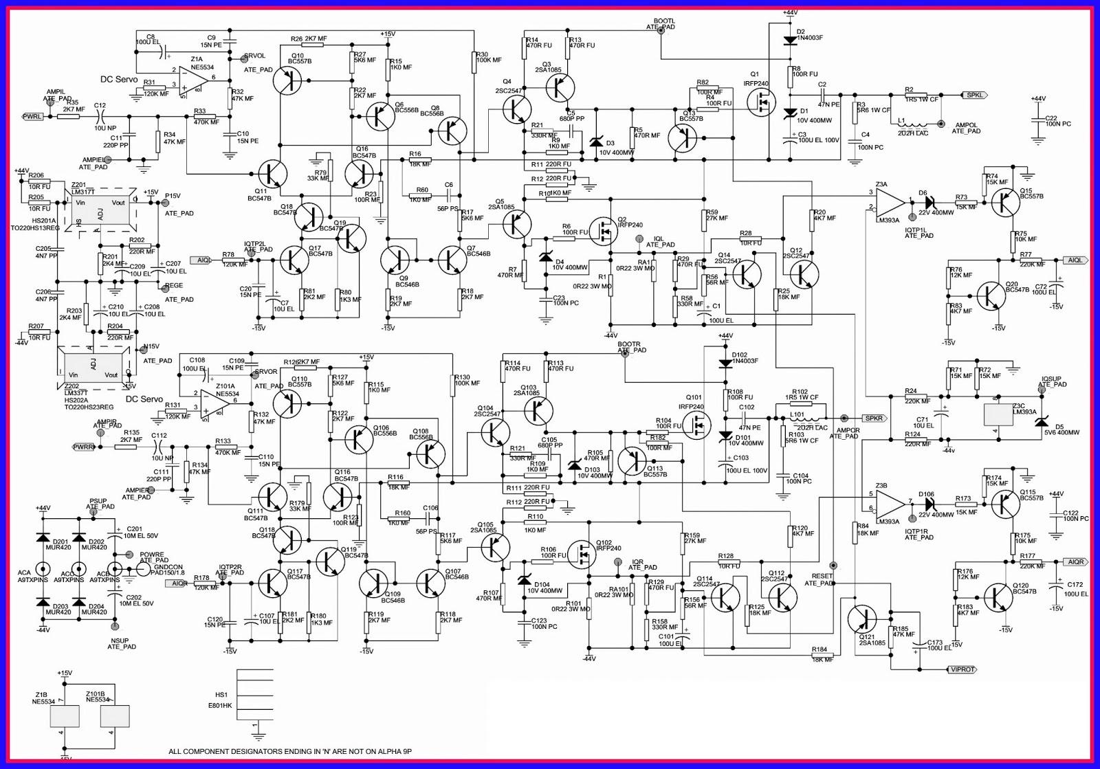 Electronics Google Arcam Alpha 9 Straight Line Diagram Arcam Alpha 9  Circuit Diagram
