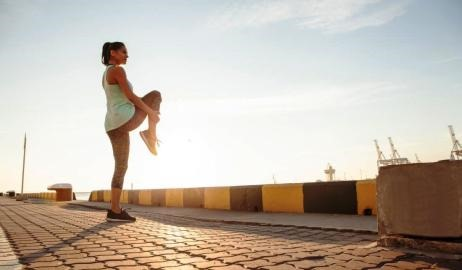 Exercise Can Halve Heart Attack Risk in Healthy People