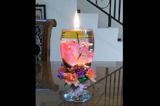 Lilin Aroma Terapi Kekinian