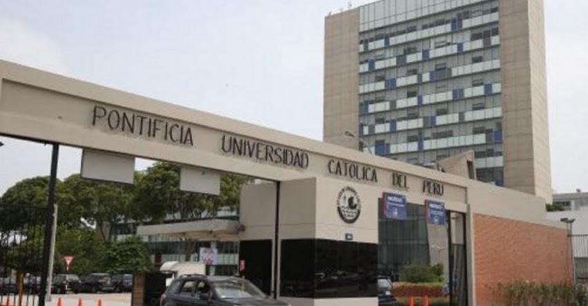 PUCP emitió comunicado ante acusación constitucional contra magistrados del TC y fiscal de la Nación