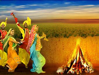 Lohri Festival Pictures