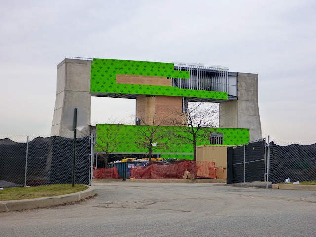 A future indoor skydiving facility