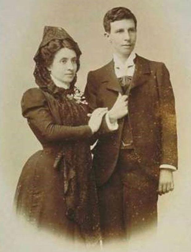 O casal pioneiro de lésbicas que se casou há mais de um século na Espanha e teve de fugir para a Argentina