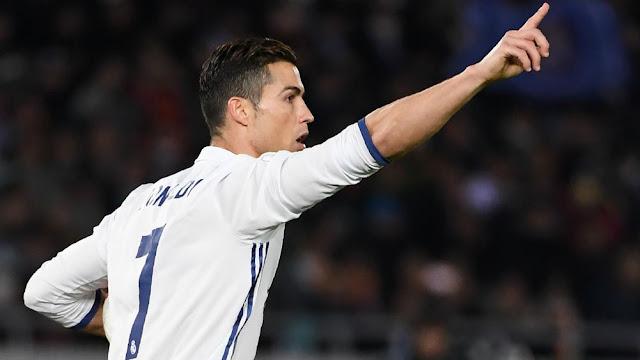 Ronaldo Kembali, Real Madrid mengamuk