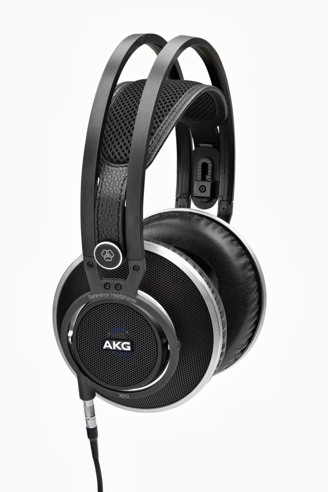 Harman Luxury Audio News: HARMAN's AKG K812 Reference Headphones